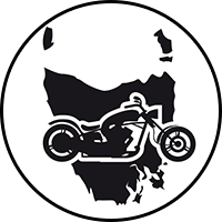 Tasmanian Motorcycle Council Logo